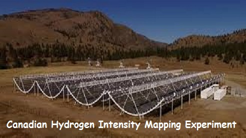 2) Canadian Hydroge Intensity Mapping Experiment