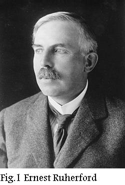 Fig. 1 Ernest Rutherford