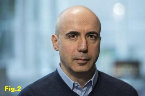 Fig.2 Yuri Milner