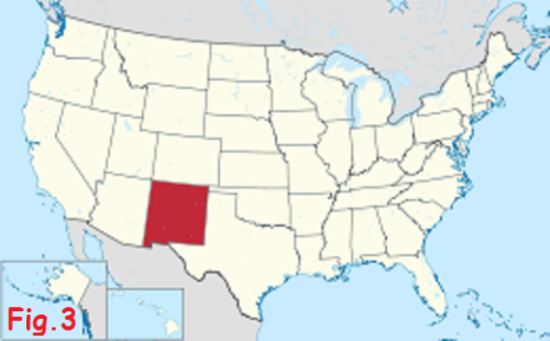 Fig.3 New Mexico