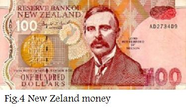 Fig. 4 New Zeland money